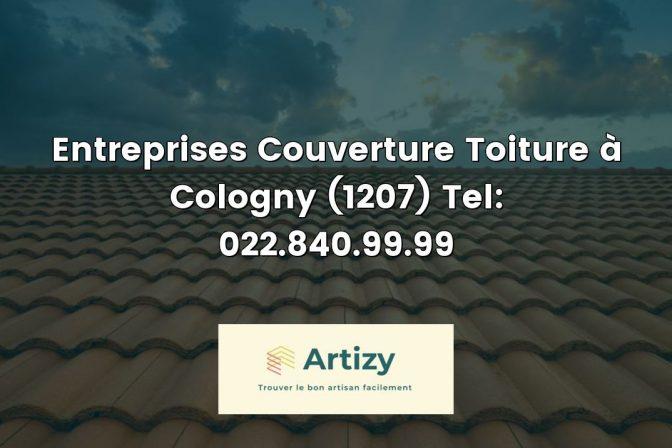 Entreprises Couverture Toiture à Cologny (1207) Tel: 022.840.99.99