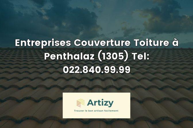 Entreprises Couverture Toiture à Penthalaz (1305) Tel: 022.840.99.99