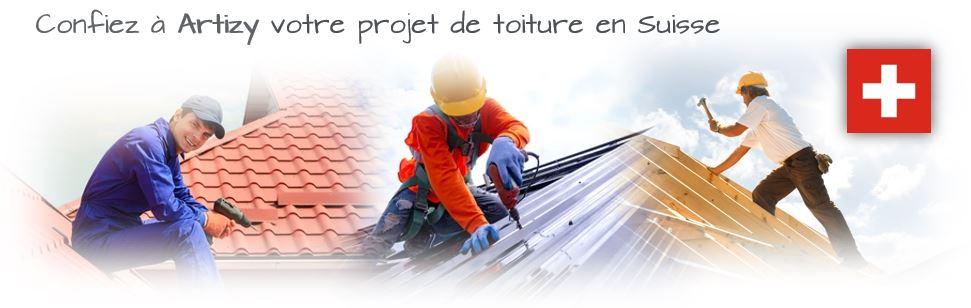 devis couvreur suisse travaux toiture